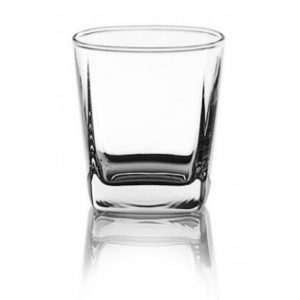 SET X 6 VASOS SHOT-AGUA CAFE 195 ML VOLF